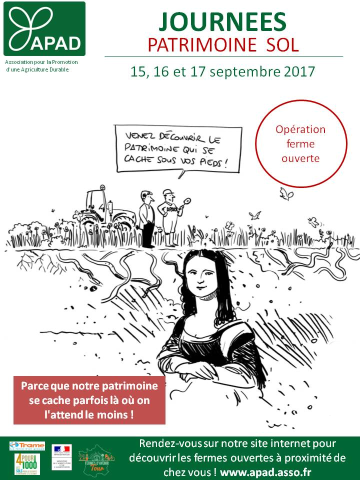 Invitation JPS2017 Affiches nationales 29 juill